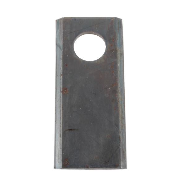 Couteau de faucheuse plat, 96x40x3mm, trou 19mm, 978.241.4, pièce interchangeable