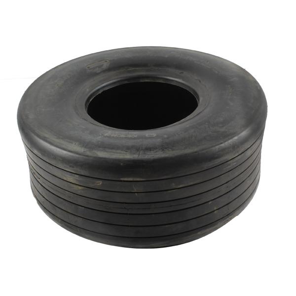 Pneu renforcé 18x850-8, 6 PLYS, 450 mm