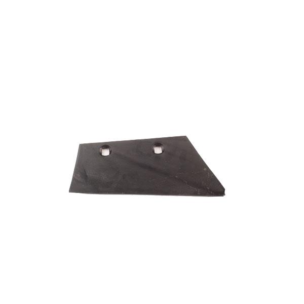 Soc rasette T2U pour Charrue Fenet,  014501004, Droit, pièce interchangeable