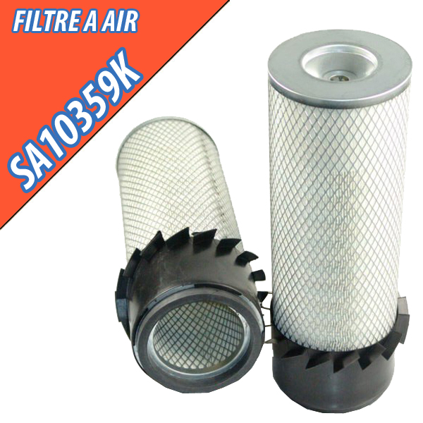 filtre air sa10359k hifi filter pi ce tracteur sur agripartner. Black Bedroom Furniture Sets. Home Design Ideas