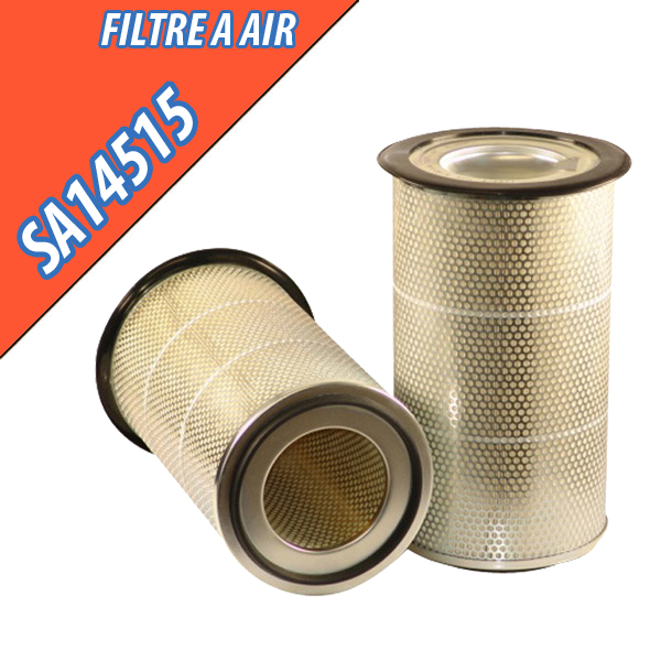 filtre air sa14515 hifi filter pi ce tracteur sur agripartner. Black Bedroom Furniture Sets. Home Design Ideas