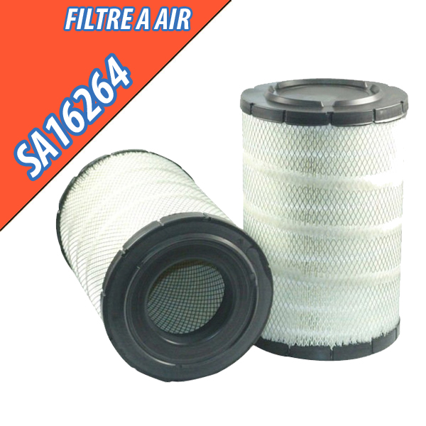 filtre air sa16264 hifi filter pi ce tracteur sur agripartner. Black Bedroom Furniture Sets. Home Design Ideas