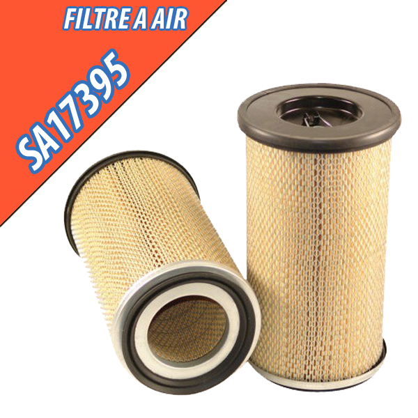 filtre air sa17395 hifi filter pi ce tracteur sur agripartner. Black Bedroom Furniture Sets. Home Design Ideas