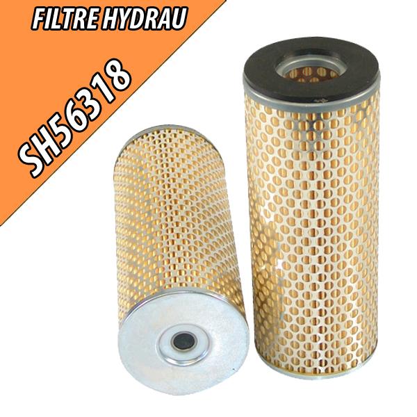 Filtre Hydraulique SH56318