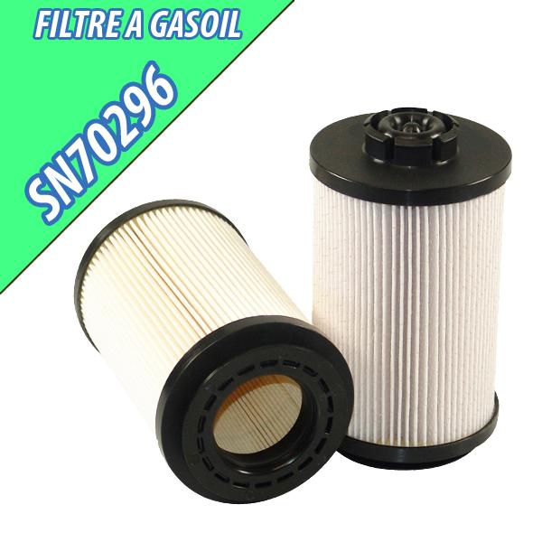 filtre gazoil sn70296 hifi filter pi ce tracteur sur agripartner. Black Bedroom Furniture Sets. Home Design Ideas