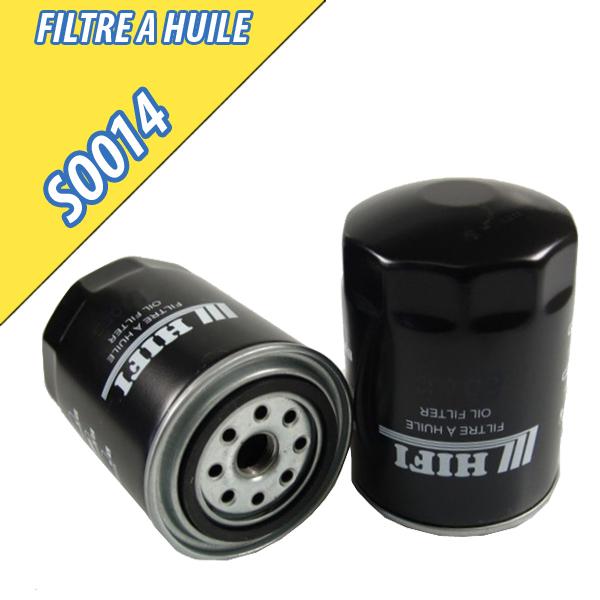 Filtre à Huile CV337, SO014