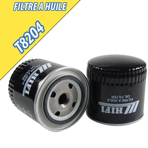 Filtre à Huile T8204