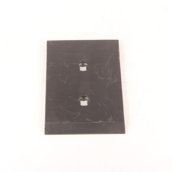 Dérive pour charrue goizin, 010327, réversible, pièce interchangeable