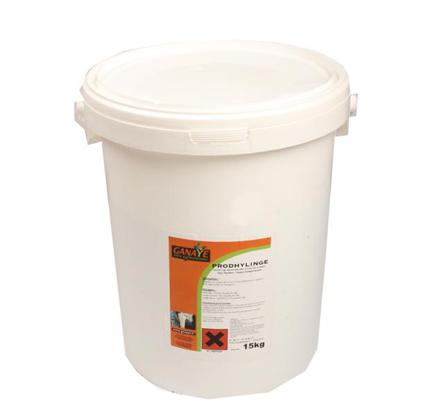 Bidon de lessive pour nettoyage des cotons,34101, PRODHYNET