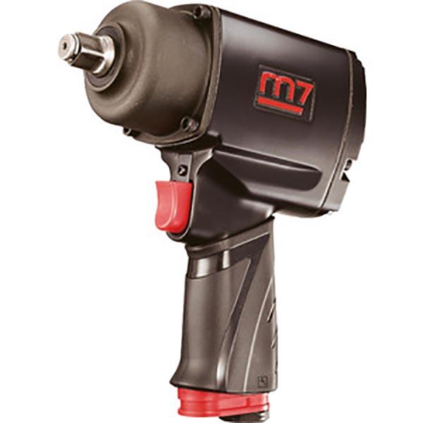 """""""Clé à chocs compacte 1/2"""""""",  1356 Nm, 171 mm, Twin Hammer, M7"""""""