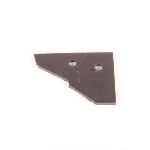 Nez de contre sep pour charrue kuhn - huard, 279138, droite, pièce interchangeable