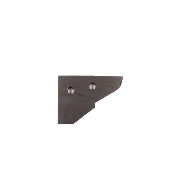 Nez de contre sep super épais 12 mm pour Charrue Kuhn, 279138, Droit, pièce interchangeable