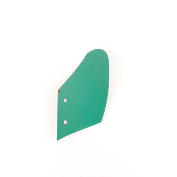 Versoir de rasette pour charrue kverneland, 066878, droite, pièce interchangeable