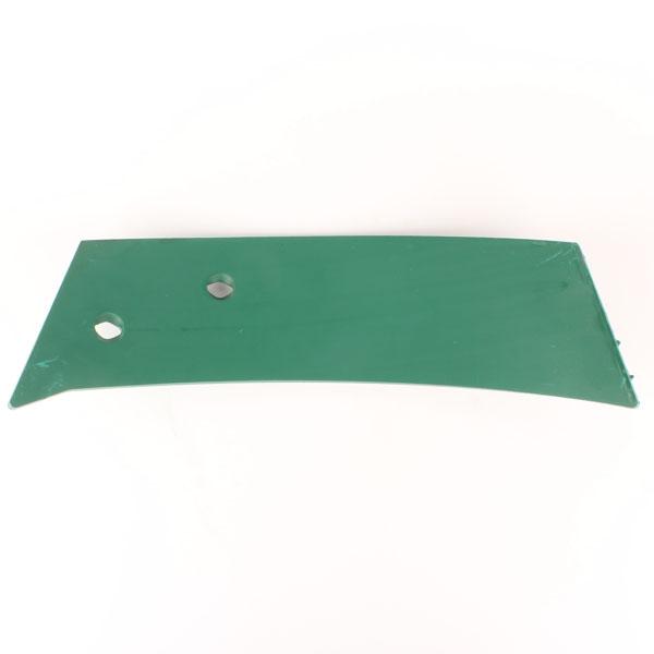 Deflecteur pour charrue kverneland, 073301, gauche, pièce interchangeable