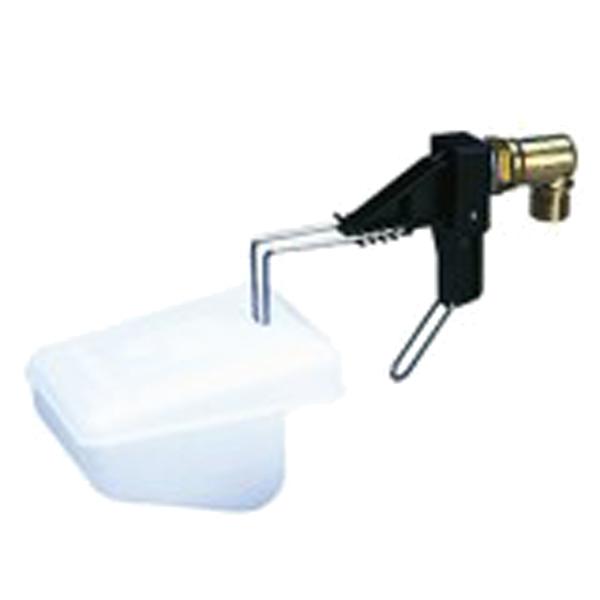 Kit de robinetterie à flotteur gros débit, A603, labuvette