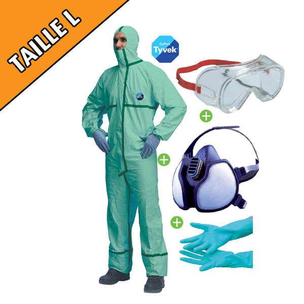 Kit de protection phytosanitaire taille L