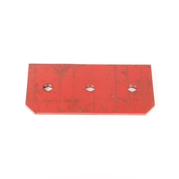 Contre sep moyen pour charrue naud, 031191, réversible, pièce interchangeable