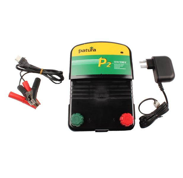 P2, électrificateur sur secteur 230 volt