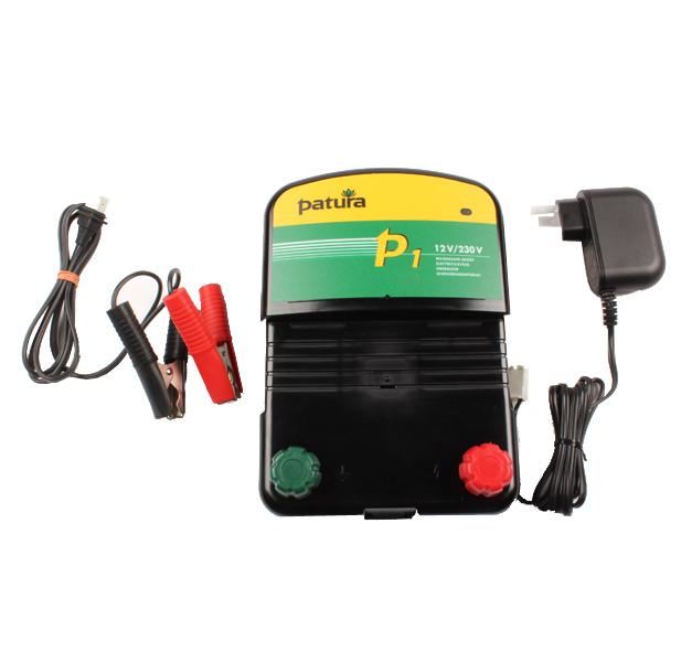 P1, électrificateur sur secteur 230 volt