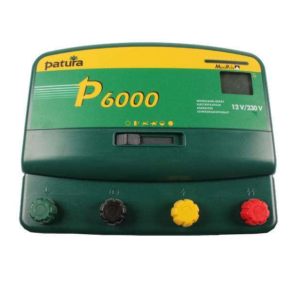 Electrificateur P6000 MaxiPuls, 145602, PATURA