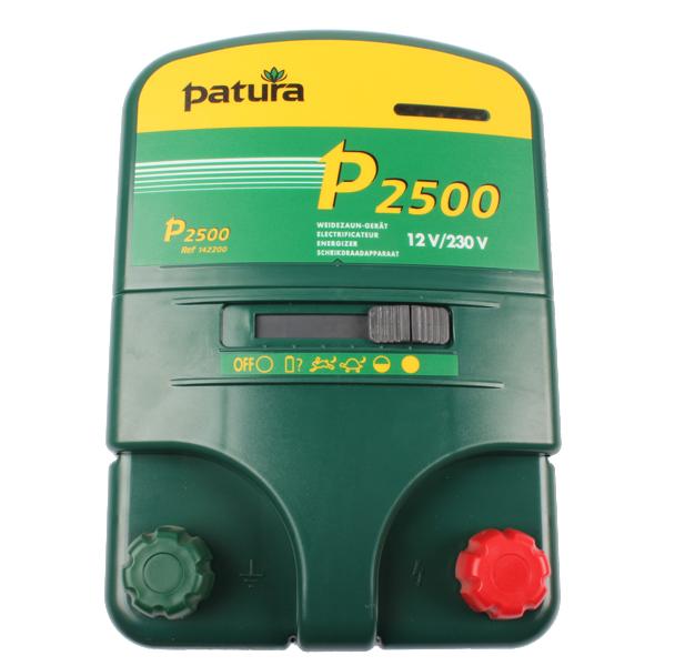 P2500, Electrificateur multifonction sur