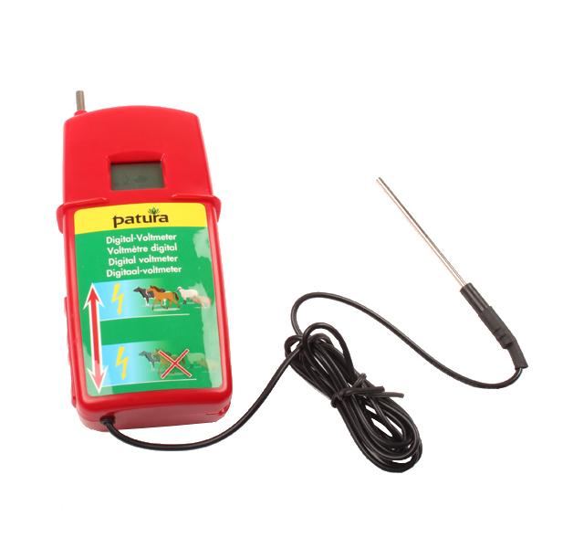 Voltmètre numérique, 150302, PATURA