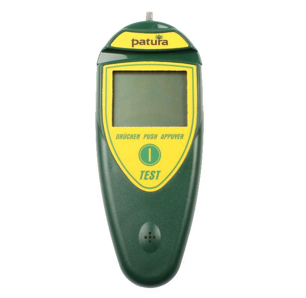 Détecteur de pertes, voltmètre numérique
