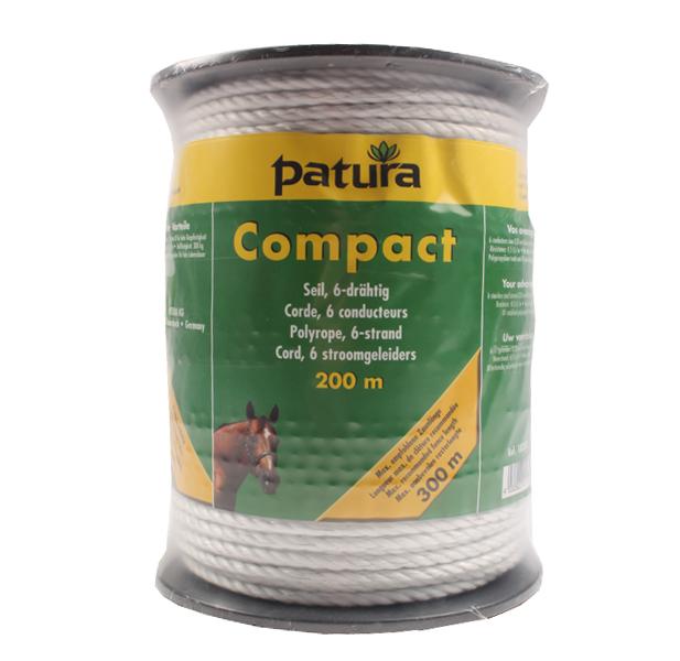 Corde COMPACT, 6 inox Ø 0,20 rlx 200m
