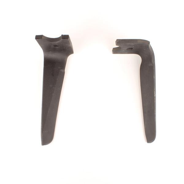 Dent droite de herse rotative, 05650, pour ALPEGO, pièce Interchangeable