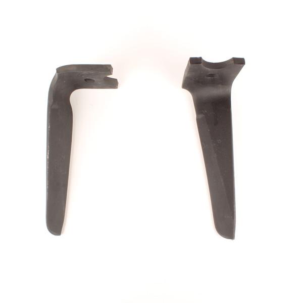 Dent gauche de herse rotative, 05651, pour ALPEGO, pièce Interchangeable
