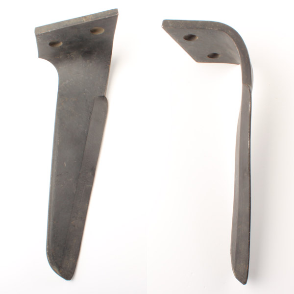 Dent droite de herse rotative, 310X110X15, pour Alpego, pièce interchangeable