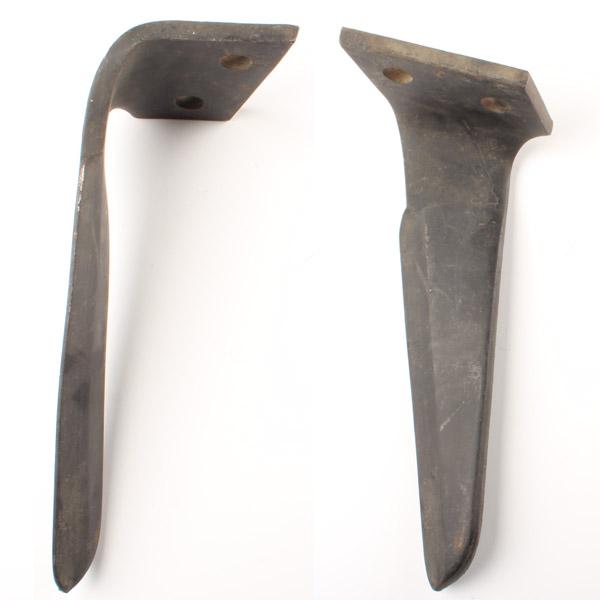 Dent gauche de herse rotative, 310X110X15, pour Alpego, pièce interchangeable