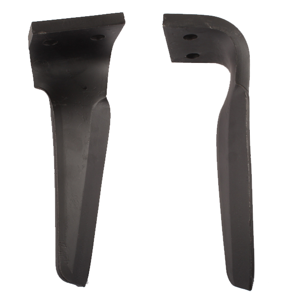 Dent droite de herse rotative, pour ALPEGO, D07400A, pièce Interchangeable