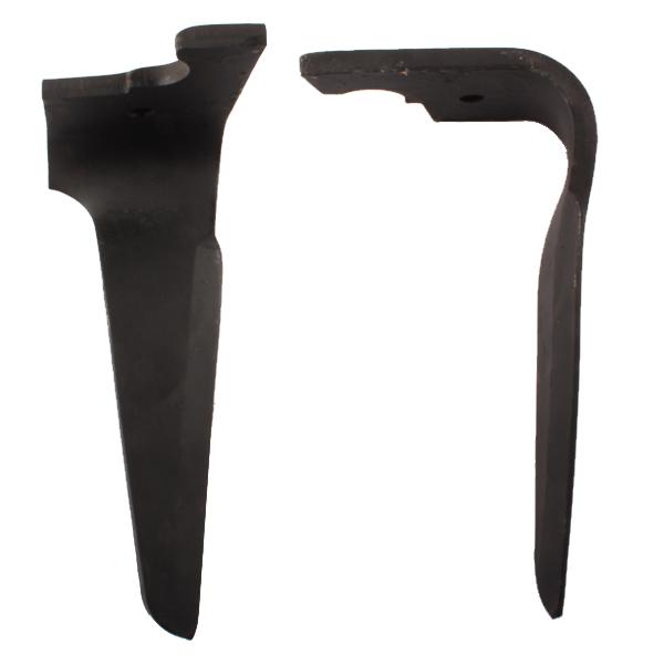 Dent 305x100x12mm droite de herse rotative Feraboli, FE7U00037, pièce interchangeable