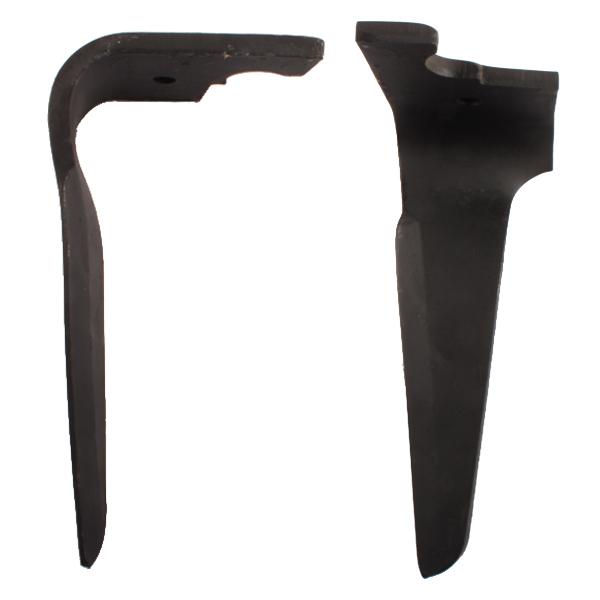 Dent 305x100x12mm gauche de herse rotative Feraboli, FE7U00038, pièce interchangeable