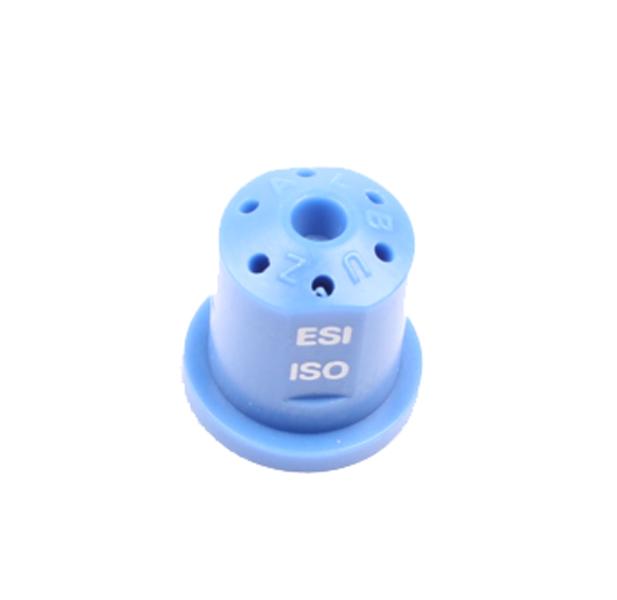 Buse albuz ESI 03 bleue, 6 filets pour engrais liquide