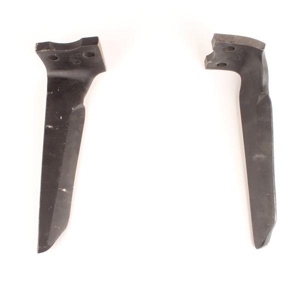 Dent droite de herse rotative, 185505, pour HOWARD, pièce Interchangeable