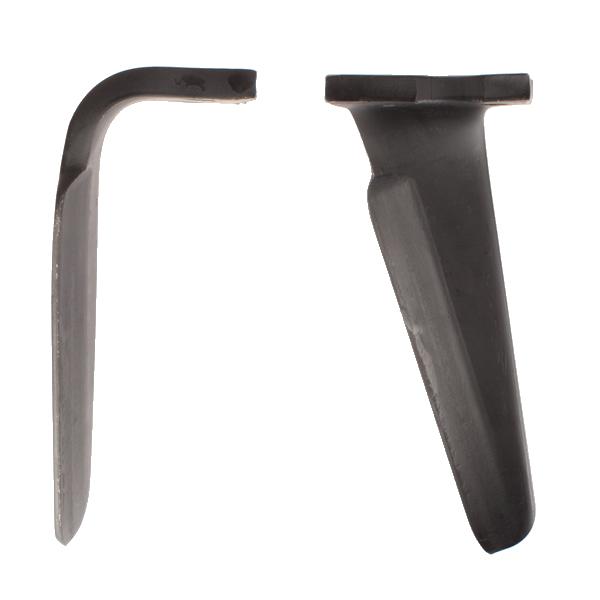 Dent gauche de herse rotative, 52539500, pour KUHN, pièce Interchangeable
