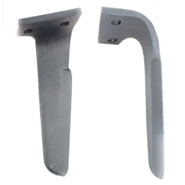 Dent droite de herse rotative, 52549430, pour KUHN, pièce Interchangeable