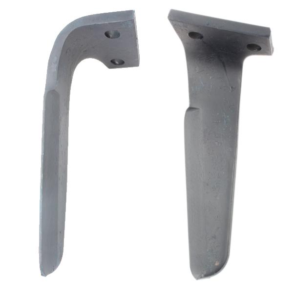 Dent gauche de herse rotative, 52549530, pour KUHN, pièce Interchangeable