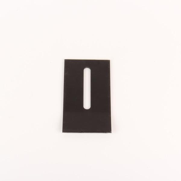Décrottoir, pour KUHN, 52532120, pièce Interchangeable, Réversible