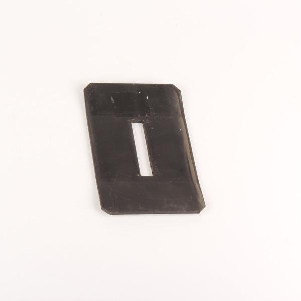 Décrottoir 160X105X4, pour KVERNELAND, 8008090, pièce Interchangeable
