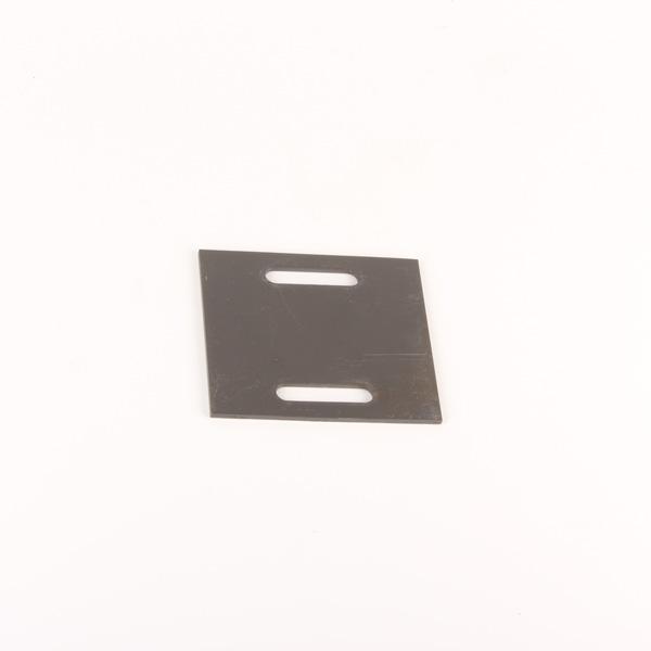 Décrottoir 90X110X3, 2 Lumières, 50X9, pour LELY, pièce Interchangeable, Réversible