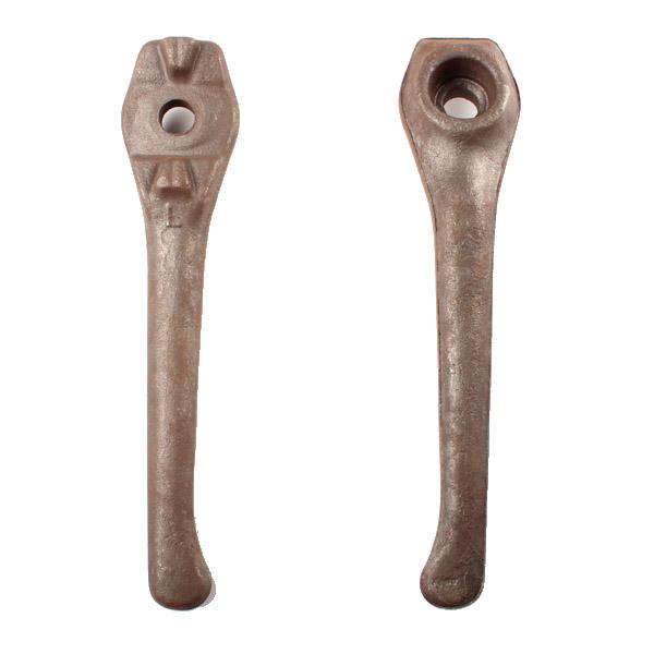 Dent gauche de herse rotative, 1169901118, pour LELY, pièce Interchangeable