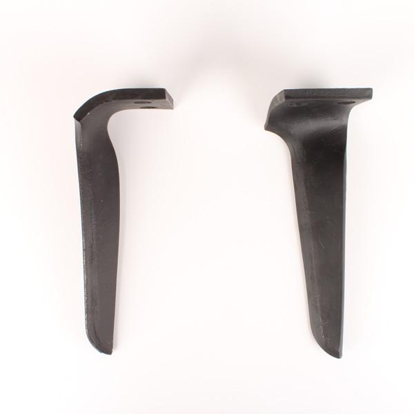 Dent gauche de herse rotative, 27100209, pour MASCHIO, pièce Interchangeable