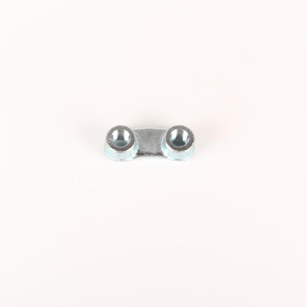 Bride de fixation pour dent de herse rotative Maschio, 38100.218, pièce interchangeable