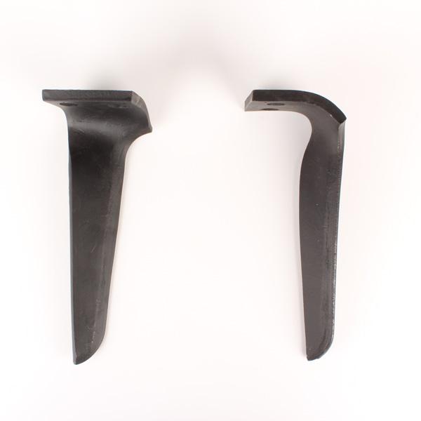 Dent droite de herse rotative, 27100210, pour MASCHIO, pièce Interchangeable