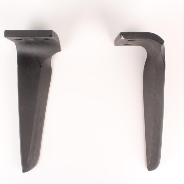 Dent droite de herse rotative, 36100215, pour MASCHIO, pièce Interchangeable