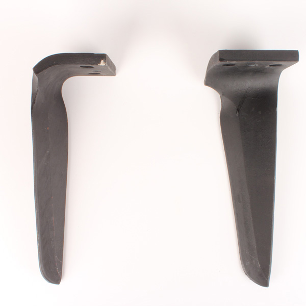Dent gauche de herse rotative, 36100216, pour MASCHIO, pièce Interchangeable