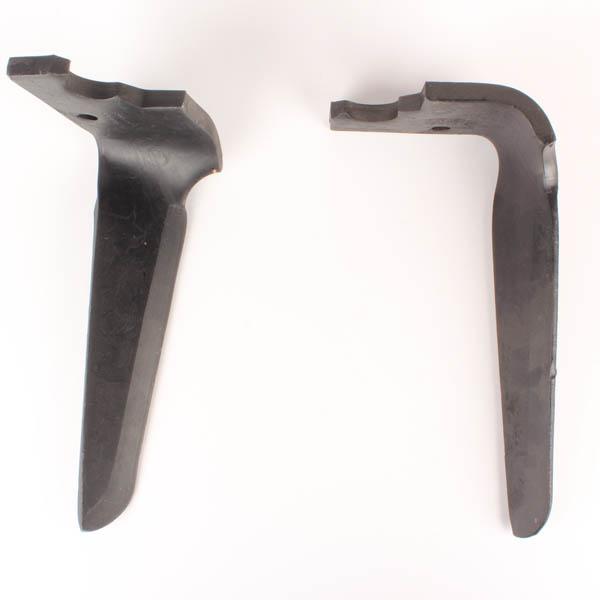 Dent Quick-Fit droite de herse rotative, 36100367, pour MASCHIO, pièce Interchangeable
